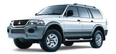 Rent a car Mitsubishi Montero Sport Georgia